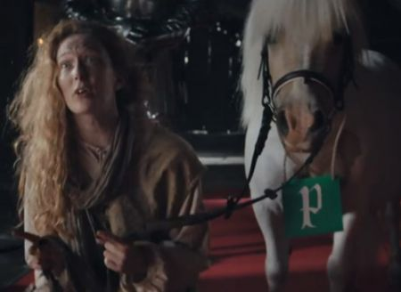 Short film puts medieval spin on distracted driving