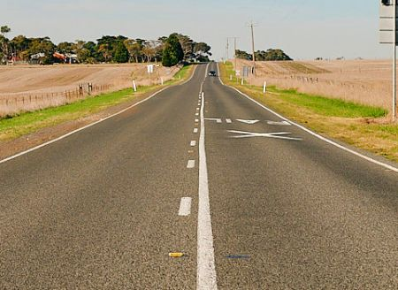 Statistics show regional drivers dying close to home