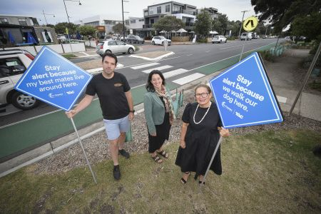 New grassroots road safety campaign piloted on the Surf Coast