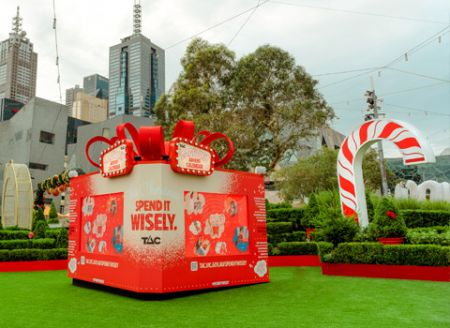 New TAC campaign urges Victorians to spend Christmas wisely