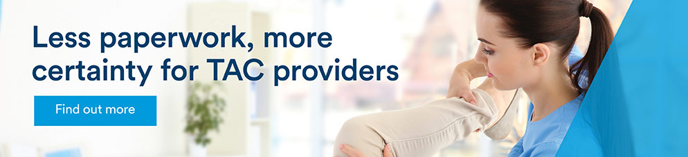 Less paperwork, more certaintanty fro providers