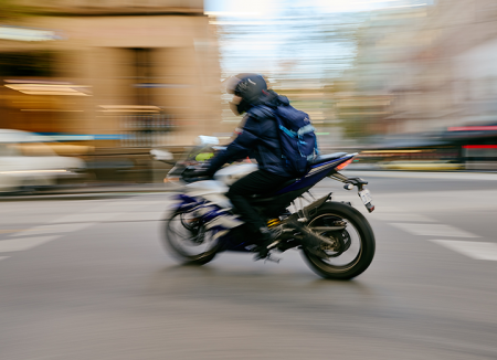 Increasing number Victorian motorbike riders okay with speeding