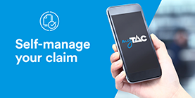 Self manage your claim