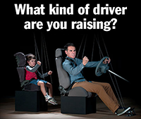What kind of driver are you raising