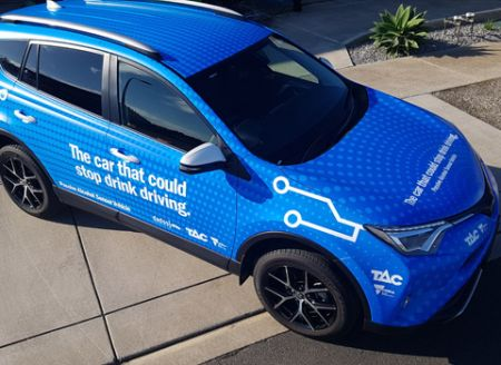 Australian-leading technology to help end drink driving